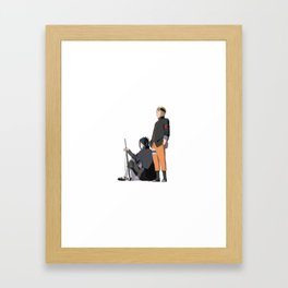 Bonds Framed Art Print