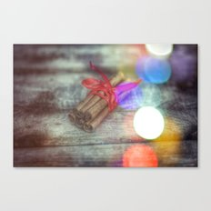 waiting for holidays :) Canvas Print