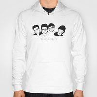 the smiths Hoodies featuring The Smiths by ☿ cactei ☿