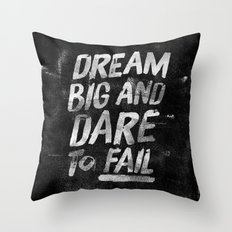II. Dream big Throw Pillow
