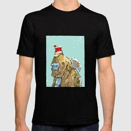Winged Gorilla T-shirt