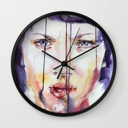 Portraint 1 Wall Clock
