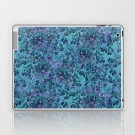 Water Leaves Laptop & iPad Skin