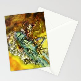 Every Missile Explodes Stationery Cards
