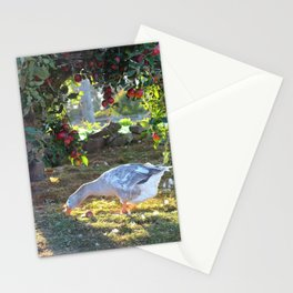 Goose & Old Apple Tree Stationery Cards