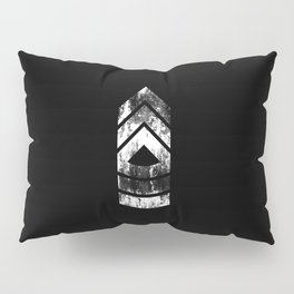 Master Sergeant (weathered) Pillow Sham