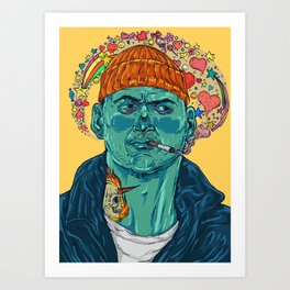 Who You Are 2 Art Print