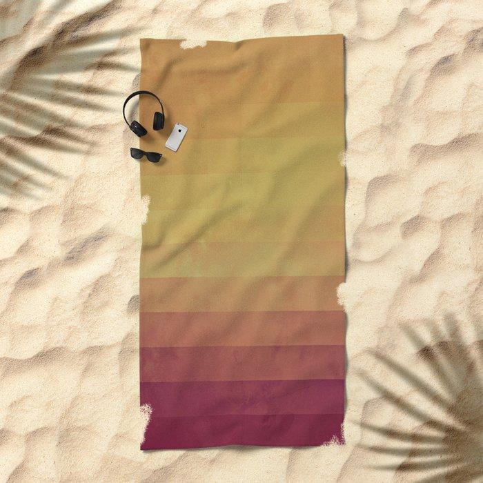symmyrzynd Beach Towel