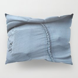 Blue Parcel 1 Pillow Sham