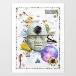 Omelca Art Print