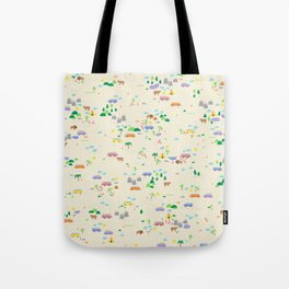 Summer Road Trip Tote Bag