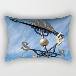 Where the Wind Blows Rectangular Pillow