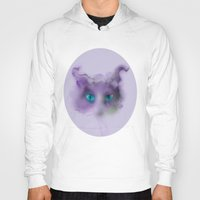 cheshire Hoodies featuring Cheshire Cat by RLJ Photographic