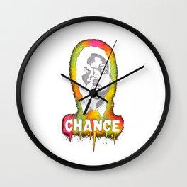 Chance The Rapper Acid Rap Wall Clock