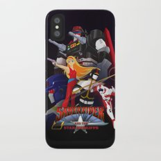 Bismarck Saber Rider iPhone X Slim Case