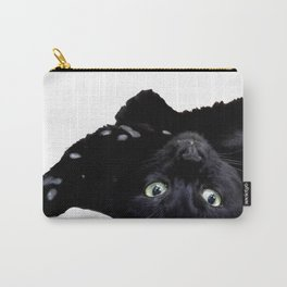 salem the black cat Carry-All Pouch