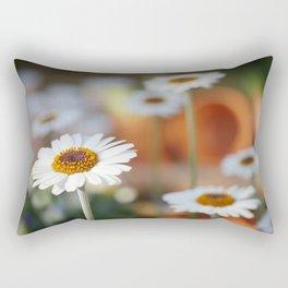 Daisys   marguerite Rectangular Pillow