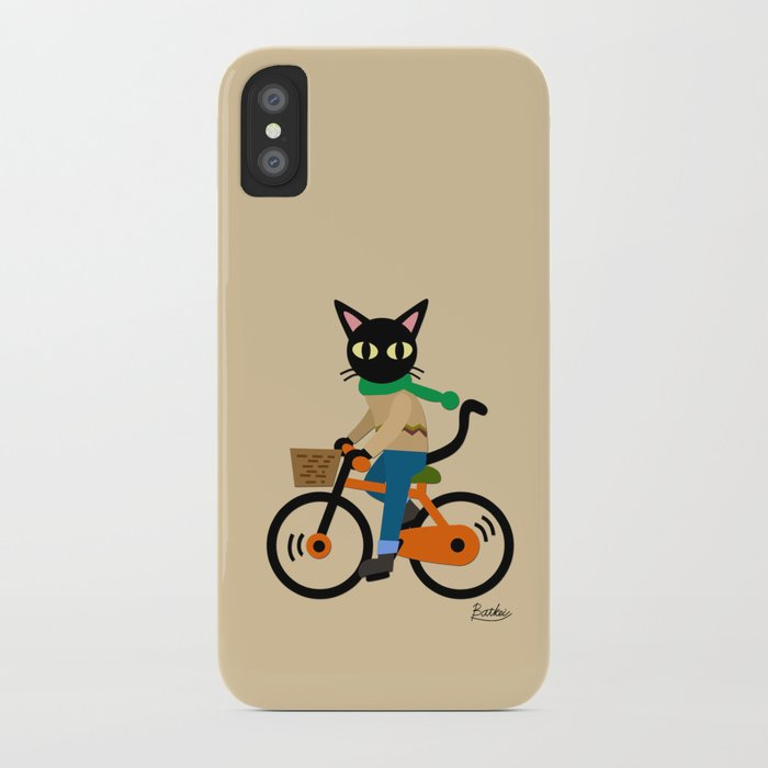 Whim's cycling iPhone Case