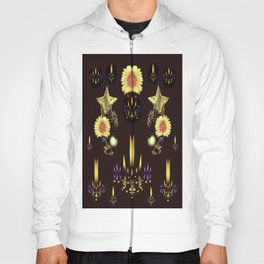 Stars Over The Sacred Sea Of Candles Hoody