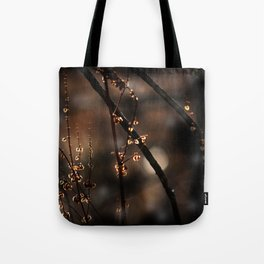 Forest Shadow Spirits Tote Bag
