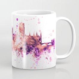 Durham England Skyline Cityscape Coffee Mug