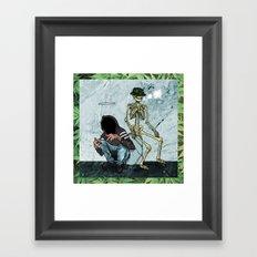 UNDERWVRLD Framed Art Print