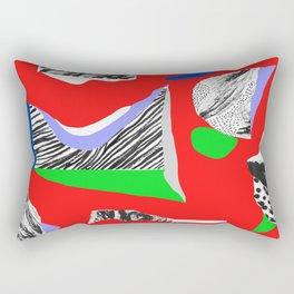 Mountain expedition Rectangular Pillow