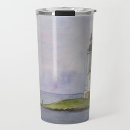 Noord Holland Lighthouse Travel Mug