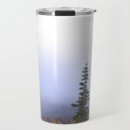 High Upon A Mountain Travel Mug