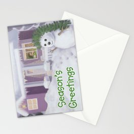A Cosy Cup of Tea Stationery Cards