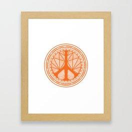 Mandi Framed Art Print