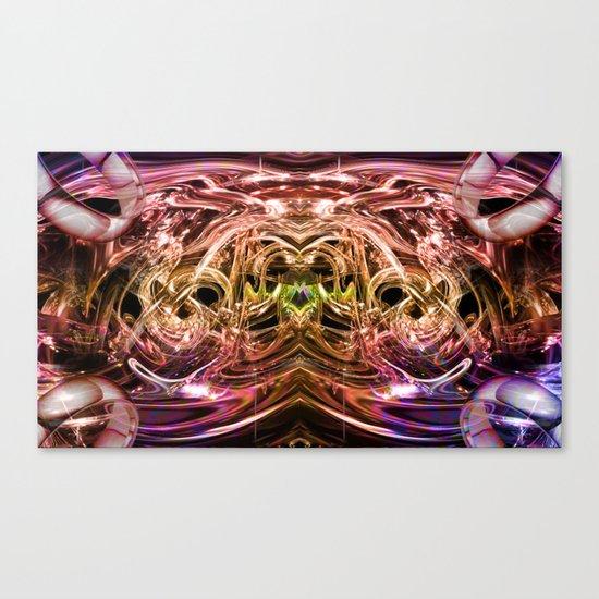 oro Canvas Print
