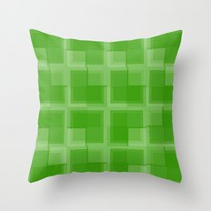 menta v.2 Throw Pillow
