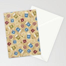 Cozy Mugs - Bg Macchiato Stationery Cards