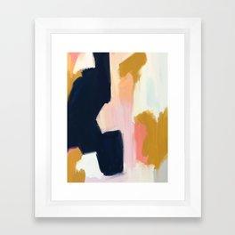 Kali F1 Framed Art Print