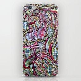 Mushroom Spirit  iPhone Skin