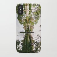 new orleans iPhone & iPod Cases featuring New Orleans by Alden Terry