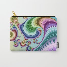 Whimsical colorful gulfstream Carry-All Pouch