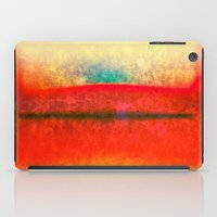 rothko iPad Cases featuring After Rothko 8 by Gary Grayson