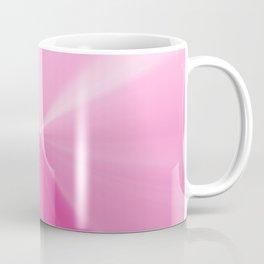 Pink Bubble Gum Pinch Point Coffee Mug