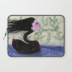 Yvonne Swan Laptop Sleeve