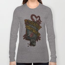 Stop Praising Rats Long Sleeve T-shirt