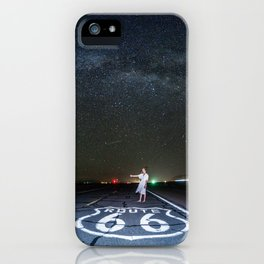 The Hitchhiker's Guide To The Galaxy iPhone Case