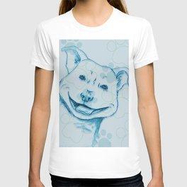 Happy PitBull T-shirt