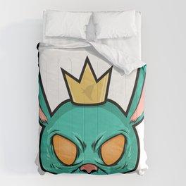 M4X Ghost Bunny Comforters
