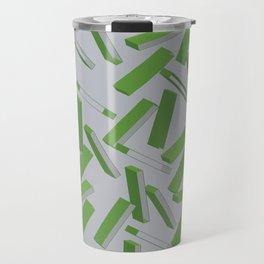 3D Pattern  X 0.3 Travel Mug