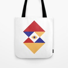 T R I | Eye Tote Bag