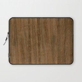 Etomie (Flat Cut) Wood Laptop Sleeve
