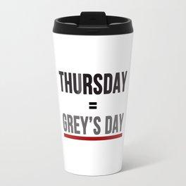 Grey's Day Travel Mug
