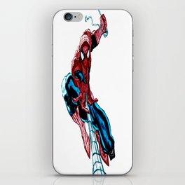 Spider_man iPhone Skin